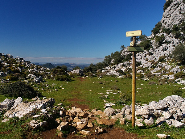Grazalema to Benaocaz walk picture 3