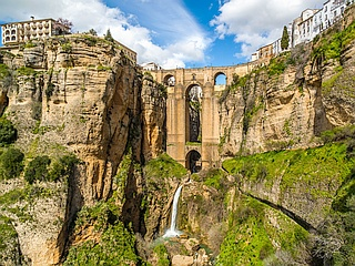 Ronda is great destination near Costa Natura
