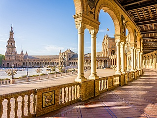 Seville - a great excursion from Costa Natura
