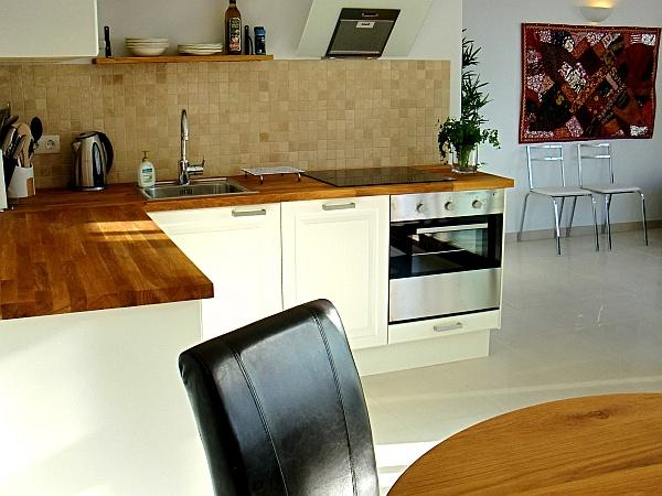 Costa Natura Wohnung 169 Küche