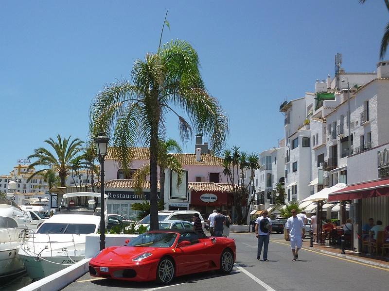 Activities costa natura - Puerto banus marbella ...